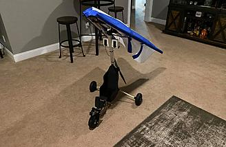 Scratch Built RC Ultralight Trike