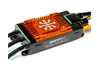 Spektrum Avian Smart 100 Amp ESC included