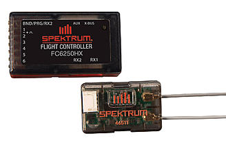 Next Generation Spektrum Flight Controller included