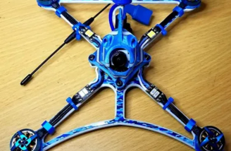"The ET5 is a mutated TWIG frame that can accommodate 5"" props"