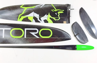 Toro 1M DLG in 2-Piece Wing Version
