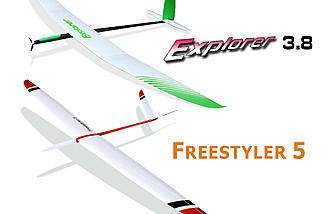 Several Explorers and the Freestyle 5