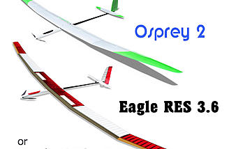 Osprey 2 and Eagle RES(e) 3.6