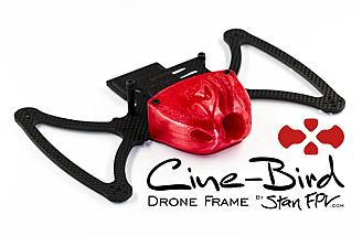 Stan FPV CINE-BIRD Cinematic FPV Drone Frame Kit