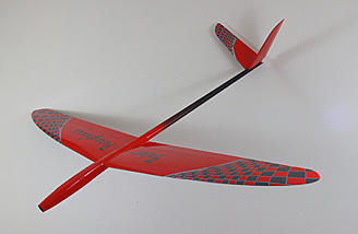 Peregrinus Sailplane with a V-Tail