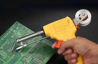 Easy one handed soldering
