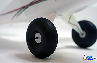 Large tundra style wheels