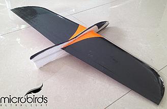 Flying Wing Aerobatics