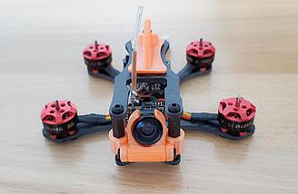 TomoQuads Sonic Nano Drone Frame