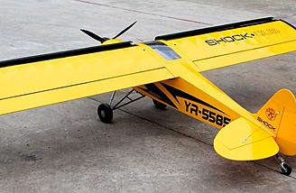 "102"" Giant Scale Savage Cub"