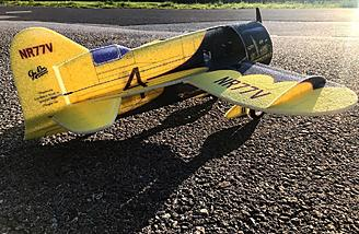 Twisted Hobbies RC Factory Gee Bee