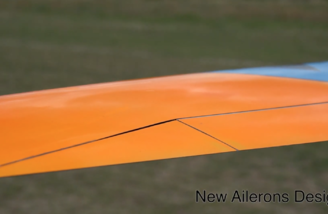 New Aileron Design