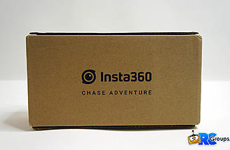 Insta360 GO Camera Shipping Box