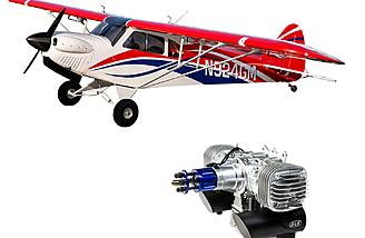 Perfect Engine for Your CubCrafters Carbon Cub FX-3
