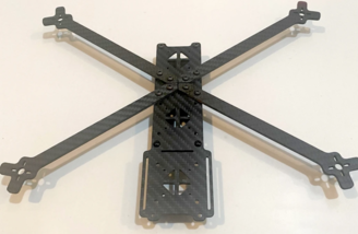 Rob FPV Stealth 360 InVisible Drone Frame