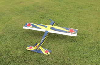 OMP Hobby Challenger PNP Balsa RC Airplane