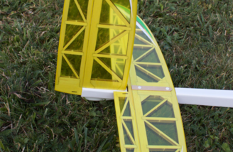 Stallar F5J Tail Section