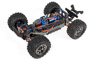 Traxxas Hoss Frame and Components