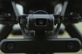 FPV Camera and Front Sensors
