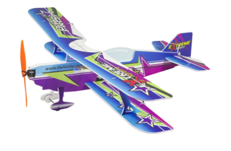 Dancing Wings Hobby Micro Pitts Extreme