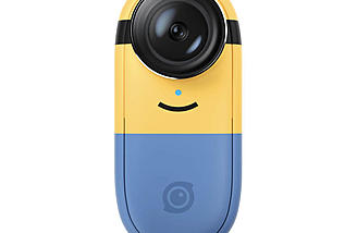 Insta360 GO 2 Minion Edition