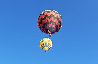 RC Hot Air Balloons!
