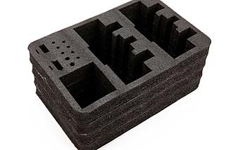 Dual Transmitter Foam Set