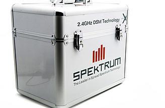 Spektrum Transmitter Stand Up Case