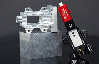 Powerful and robust electronics retracts