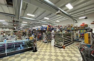 Huge hobby shop