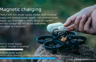 Magnetic External Charging!