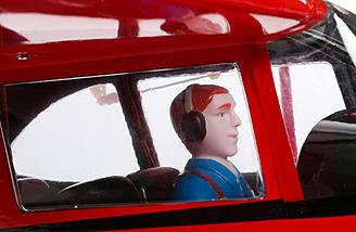 Pilot Figure Included