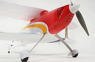 Aluminum landing gear
