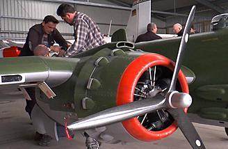 Moki 400cc engine