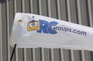 RCGroups Logo on both sides