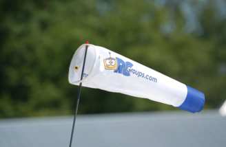 Fly the RCGroups Windsock
