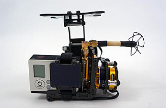 Fits in most GoPro Gimbals