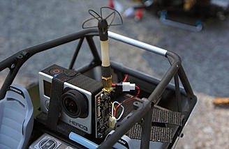 Ready for FPV Driving