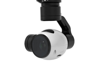 4K Resolution Camera with 3 Axis gimbal