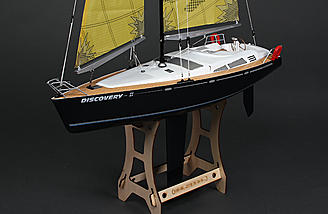 News Discovery-II Sailboat - RC Groups