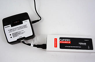 Charger Connection to Battery