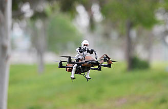 Amazingly Cool Quadcopter