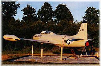 T-33 On Display