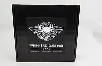 Warning: Speed Demon Inside