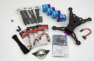 The #7 Racer Kit with electronics bundle package