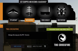 TBS Crossfire - What is it? - RC Groups