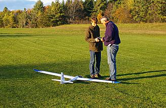 Friendly R/C Pilots