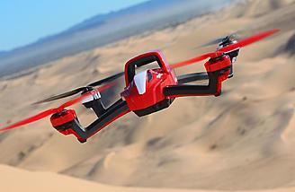 Sport mode for flying aerobatics