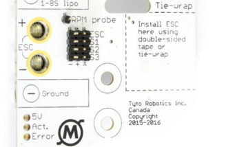 Hardware included with open source software