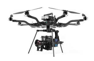 Movi and landing gear not included